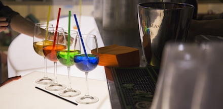 Drink 'n' think. L'aperitivo che ispira
