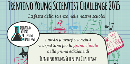 Trentino young scientist challenge